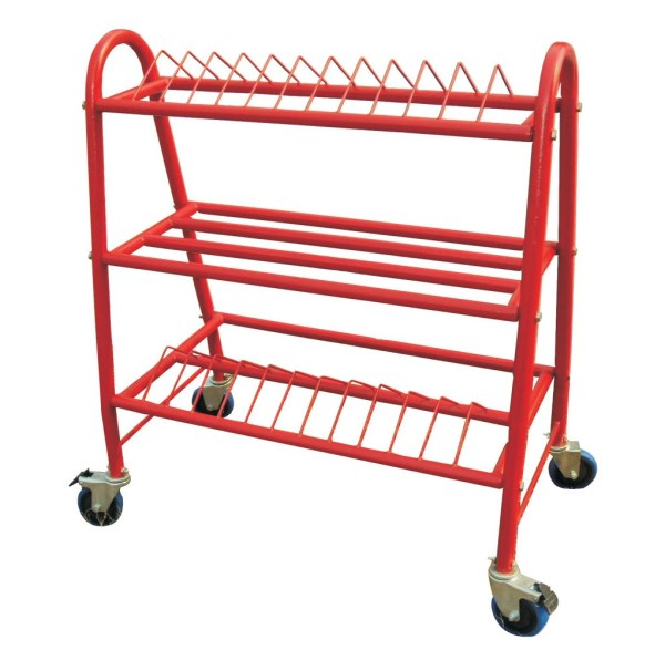 Discus and Shot Carrying Cart (2 in 1)