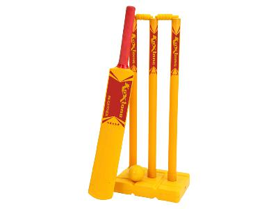 Cricket Set Plastic Practice Size 5