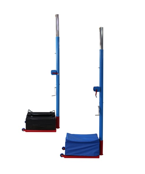 Volleyball Post Telescopic - Movable