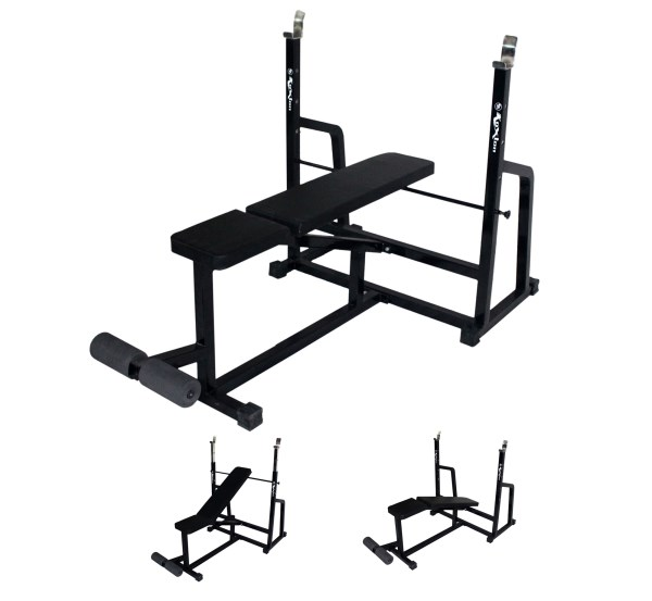 Multi Purpose Bench Press (Flat / Incline / Decline) - Economy