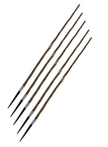 Javelin Bamboo - Training