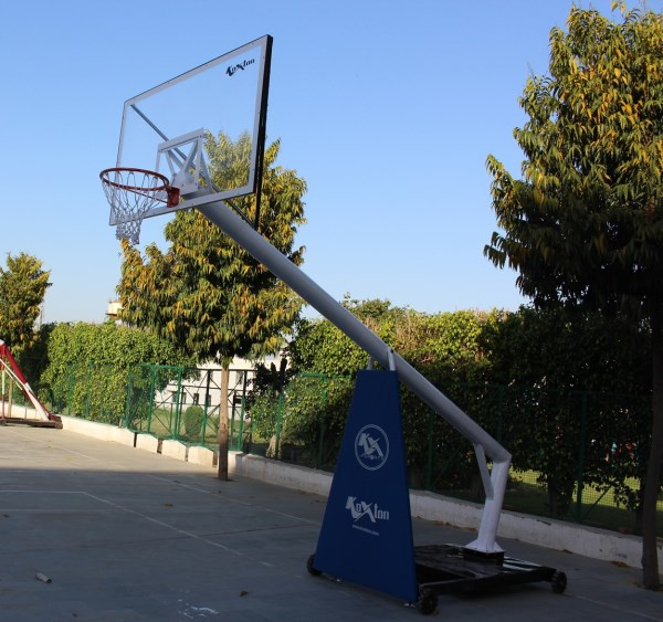 Basketball Goals  -  Movable Economy (Fixed Height)