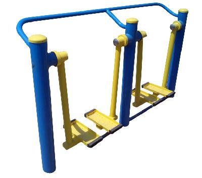 Post style double steps Air walker