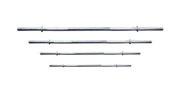 Weight Lifting Rod Chrome - Practice