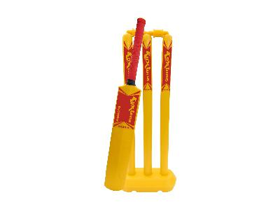Cricket Set Plastic Practice Size 3