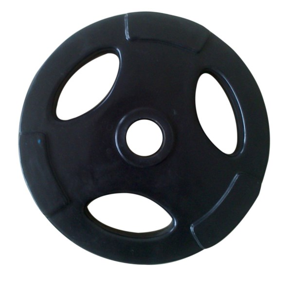 Weight Plates Rubber - Steering Pattern