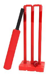 Cricket Set Plastic - Club