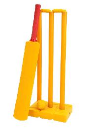 Cricket Set Plastic - Practice