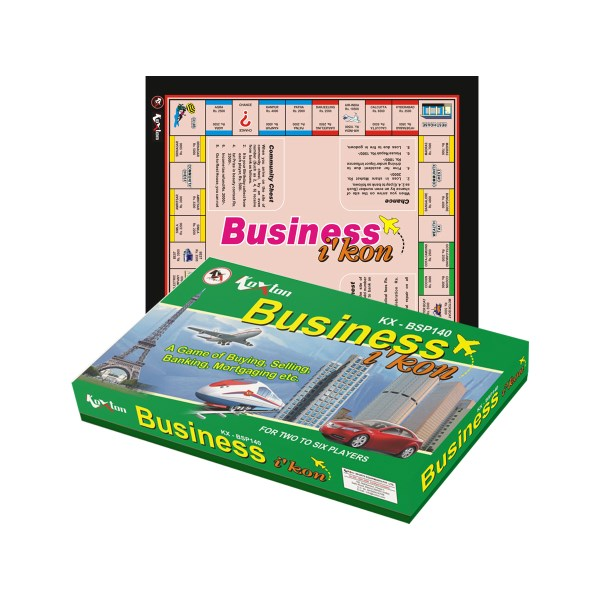 Business Game - Gift Pack