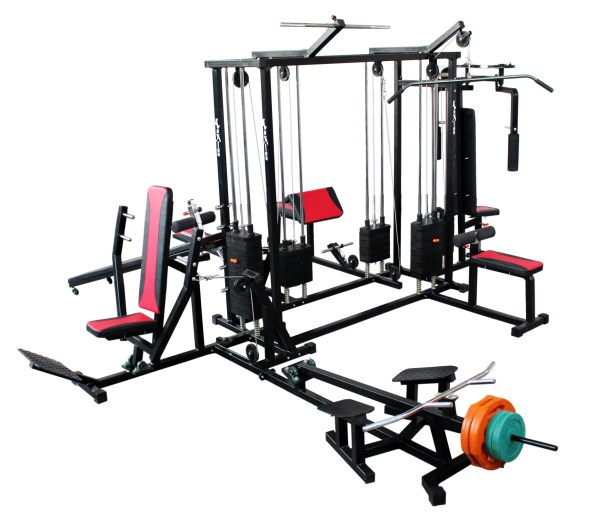 Koxton Multi Station Gym Machine (10 Station)