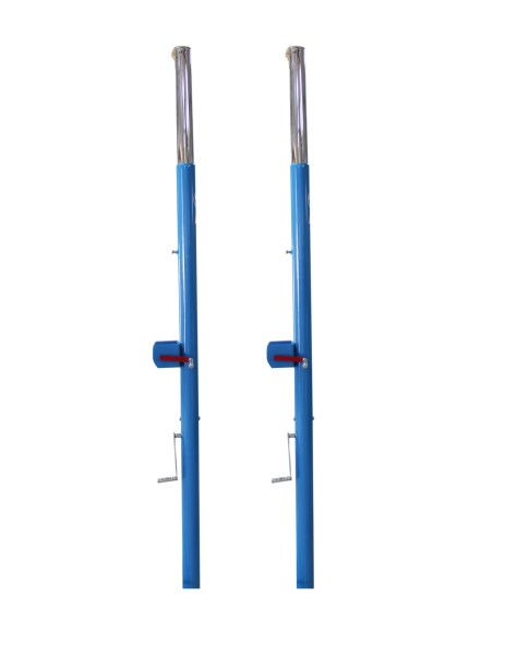 Volleyball Post Telescopic - Fixed