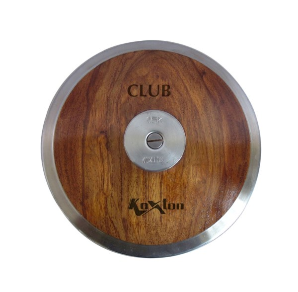 Koxton Discus - Club (Wooden)