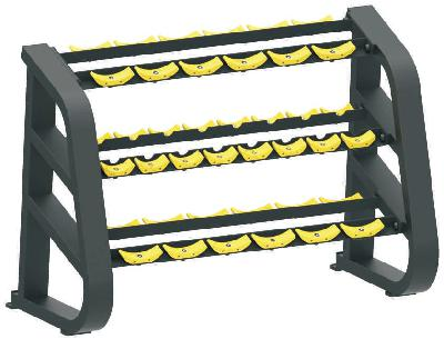 Beauty Dumbbell Rack [20]
