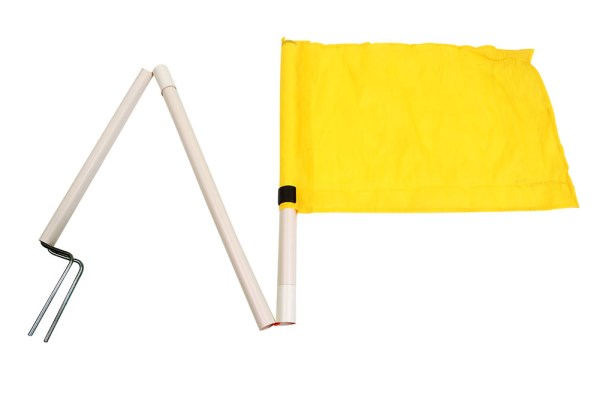Corner Flags - Foldable