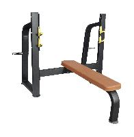 Olympic Flat Bench With Support