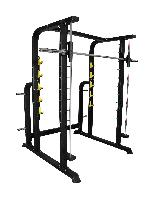 Smith Machine without Counter Balance